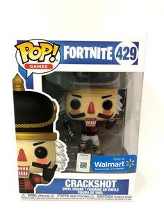 Funko Pop Games Crackshot Fortnite Walmart for sale online Funko Pop Figures, Pop Vinyl Figures, Pop Bobble Heads, Adventure Time Characters, Best Gaming Wallpapers, Only At Walmart, Pop Characters, Pop Games, Funko Pop Vinyl