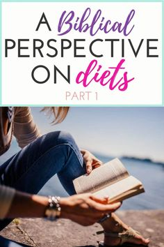 """If you come from a dieting past, the idea of """"having"""" to discipline your food choices may make you crazy! The Bible has a lot to say about this."""