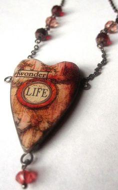 wonder life  by curly girl designs, via Flickr
