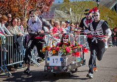 34 Emma Crawford Coffin Races Ideas Four Runner Hearse Racing