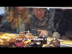 How to Visit a French Bakery - YouTube