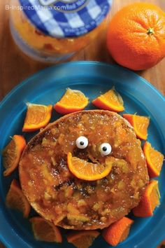 Spread a little sunshine with this fruity, 4-ingredient after-school snack. It's quick and easy to make with the kids in just 5 steps, and they'll love the orange jelly mixed with sweet and juicy clementine slices.