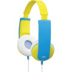 Jvc Kidsphone Headphones (yellow) (pack of 1 Ea)