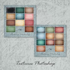 pack textures Photoshop photo textures digital textures