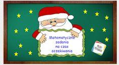 Kolejne matematyczne zadania ... ~ Zamiast kserówki. Edukacyjne gry i zabawy dla dzieci.