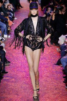 Elie Saab ready-to-wear spring/summer '17 - Vogue Australia