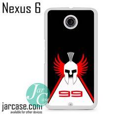 Jorge Lorenzo Sparta Logo Phone case for Nexus 4/5/6