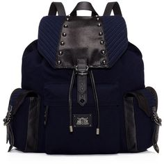 Juicy Couture Embellished Canvas Cargo Backpack $198
