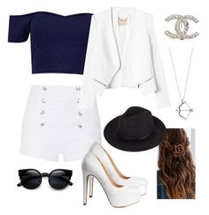 Designer Clothes, Shoes & Bags for Women Pierre Balmain, Rebecca Taylor, Spring Time, Female, Clothes For Women, Charlotte Russe, Polyvore, Women's Clothing, Chanel