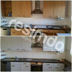 #Küche #aufwerten #bekleben #folieren #diy #homediy #onlineshop #resimdo