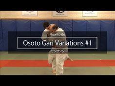 Osoto Gari Variations #1 - YouTube