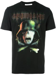 Givenchy - Black - Logo Print T-shirt - Men - Cotton - M for Men - Lyst 16cb07e66fe16