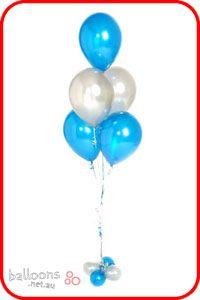 Balloon Table Arrangements Splash Party, Table Arrangements, Balloons, Dads, Party Ideas, Wedding, Beauty, Desk Arrangements, Valentines Day Weddings