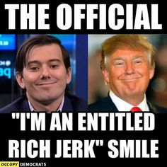 How does Trump know how America works if the pompous rich daddy's boy who inherited everything never worked a day in his life?