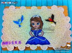 Este #pastel de #quequitos o #cupcakes será el complemento perfecto para la fiesta de tus pequeños. Las #aves fueron pintadas a mano con pincel. Trabajamos sobre diseño, plasmamos cualquier idea que tengas en #deliciosos y #vistosos resultados!