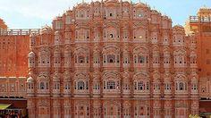 Hawa Mahal - Jaipur - Palace of the Winds
