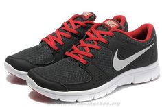 timeless design 7843a e6956 Mens Nike Flex Experience Run 525762-007 Black Sport Red White F Free  Running Shoes