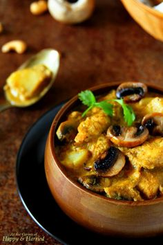 Chicken korma recipe with paste