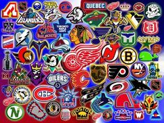 Old-School Team Logos