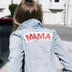 Here's to the mamas. Our friends at @ingridandisabel are giving three mamas a custom MAMA denim jacket. To enter head over to @ingridandisabel on Instagram, scroll to the GIVEAWAY post in their feed and follow instructions. #PNpartner