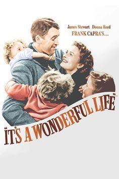 Watch->> It's a Wonderful Life 1946 Full - Movie Online
