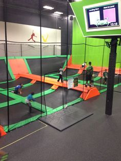 Launch Trampoline Park in Hartford, CT