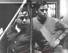The boss with Louie Ramirez