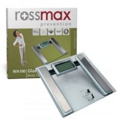 WA 100 Body Fat Analyzer is especially designed to test body fat or hydration which helps to keep a close eye on the daily change of your body fat, hydration and muscle.