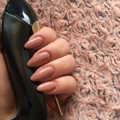 #nude #gelnails #classic #beautiful
