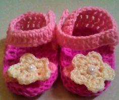 Kiddy Crochet Sandals