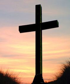 Calvary, Calvary, was it meant for Him?  Was it meant for me?  Calvary, Calvary;  Is that my cross He's taking to Calvary?    .