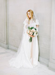 San Francisco City Hall Bridal Inspiration