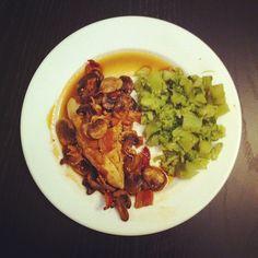Whole30 Chicken Marsala
