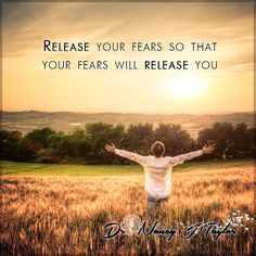 Has fear been holding you back from living the life you have always wanted? I would be happy to talk with you and help you arrange your thoughts in a different way so that you can move forward towards reaching your life goals and dreams. #LetGoOfFear #DrNancyJTaylor
