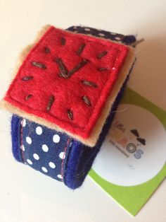 Baby Boy Gift, Velcro Watch- Choose TIME on Etsy, $16.00