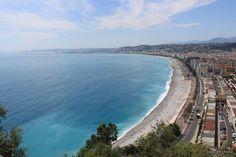 Nice, la baie des Anges (06, Alpes-Maritimes, PACA, France) <3 http://mescliches.new.fr/