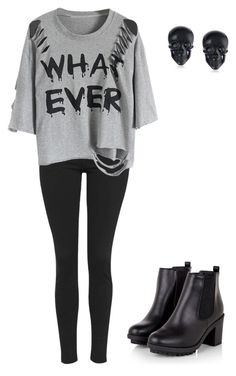 """""""Sans titre #898"""" by syl-styles ❤ liked on Polyvore featuring мода, Topshop и Tarina Tarantino"""