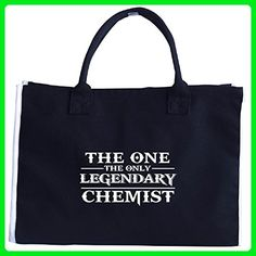 The One, The Only Legendary Chemist - Tote Bag - Top handle bags (*Amazon Partner-Link)