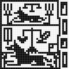 Ravelry: Anubis pattern by Melanie Nordberg