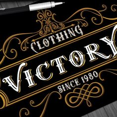 Design for victory clothing