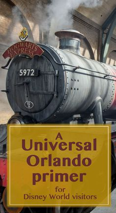 A Universal Orlando Primer For Disney World Visitors