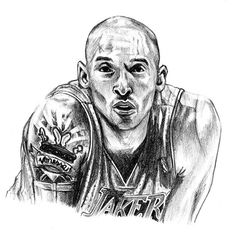 It's unbelievably sad to hear about the tragic way how this great man and his beautiful little daughter died today. @kobebryant you have always been a great inspiration to me. ...not only on the basketball court but also your way of thinking and mindset of greatness is continuing to keep pushing me for getting the best out of myself as an artist. I grew up watching you. you are my generations michael jordan. thank you for your teachings! you will be deeply missed!       #rip #kobebryant… My Generation, He's Beautiful, Kobe Bryant, Michael Jordan, Mindset, Basketball Court, Sad, Sketch, Daughter