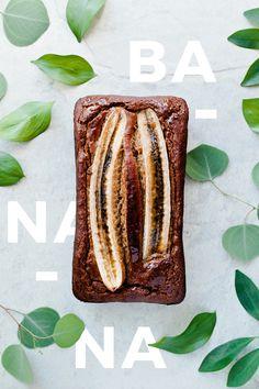 Pain aux bananes et sirop d'érable super moelleux | Christelle is Flabbergasting