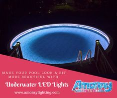 These high-quality Nicheless LED Underwater Lights are Corrosion free,Waterproof & to be used for Pools,Ponds,Lakes,Fountains Underwater Boat Lights, Inground Pool Lights, Ponds, Lakes, Swimming Pools, Fountain, Decorating, Lighting, Free