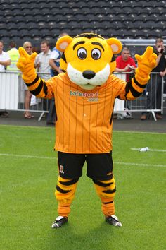 Roary #football #mascot #costume