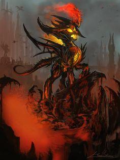 My Little Diablo by *Huussii on deviantART