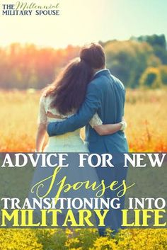 Real advice for new milspouses, good stuff. Keeping your identity beyond military life is so important!