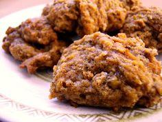 Julia's (Vegan) Kitchen: Pumpkin Cookies