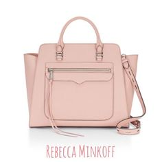 Rebecca Minkoff Avery Tote primrose pink Brand new!! Saffiano leather. 100% authentic, will provide receipt upon request! Original retail $345+ tax. Rebecca Minkoff Bags