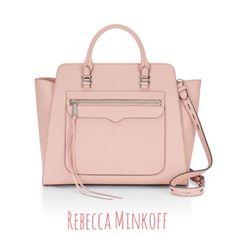 Rebecca Minkoff Avery Tote primrose pink Brand new!! Saffiano leather. 100% authentic, will provide receipt upon request! Original retail $345+ tax. Rebecca Minkoff Bags